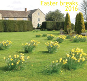 Self Catering Easter Breaks at Rutland Retreats